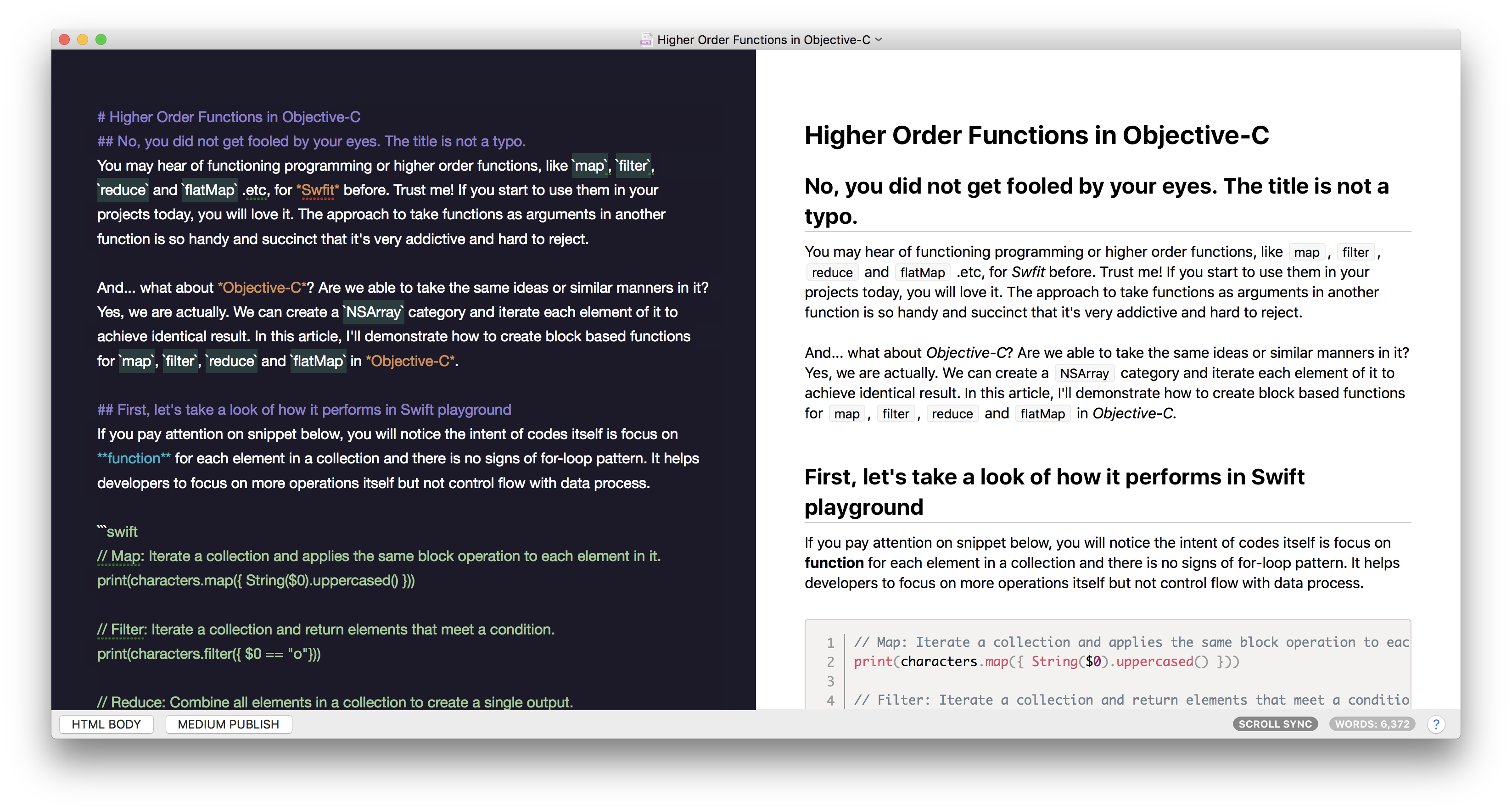Higher Order Functions in Objective-C - Allen - Medium on description map, memory map, development map, problem map, hypothesis map, dilation map, secant map, inverse map, symptom map, regression map, integral map, relation map, heredity map, organelle map, process map, delineation map, origin map, ergonomics map, property map, arbitrary map,