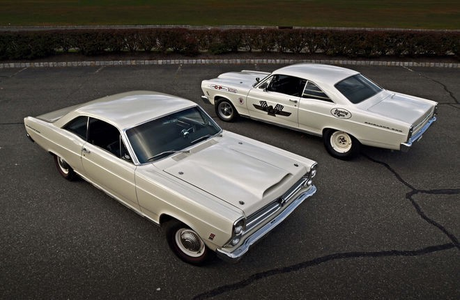 Two 427-Powered R-Code 1966 Ford Fairlanes Share Common Bond
