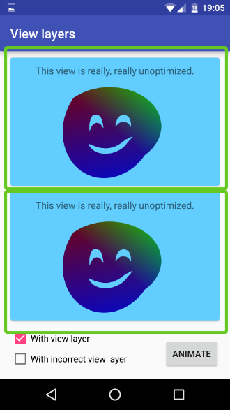 View layers for dummies - UIAndroid
