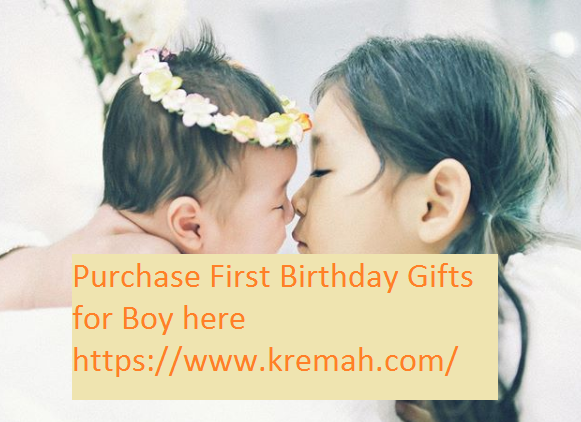 Memorable First Birthday Gifts Kremah Baby Medium
