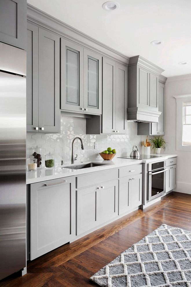 Grey Kitchen Cabinets Four Less