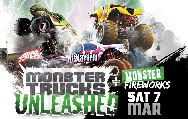 Live Monster Trucks Unleashed Perth 2020 Livestream 2020 By Dada Deed Medium