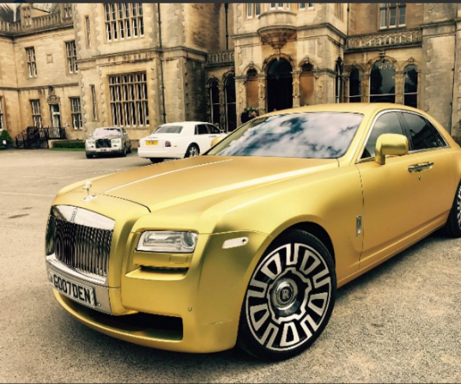 Gold Rolls Royce >> Seller Of Gold Rolls Royce Only Accepts Cryptocurrency