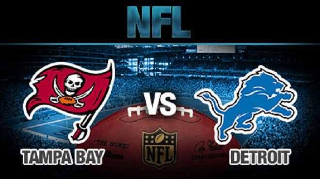 Watch Detroit Lions vs Tampa Bay Buccaneers Live Stream   by nflprohdtv    Medium