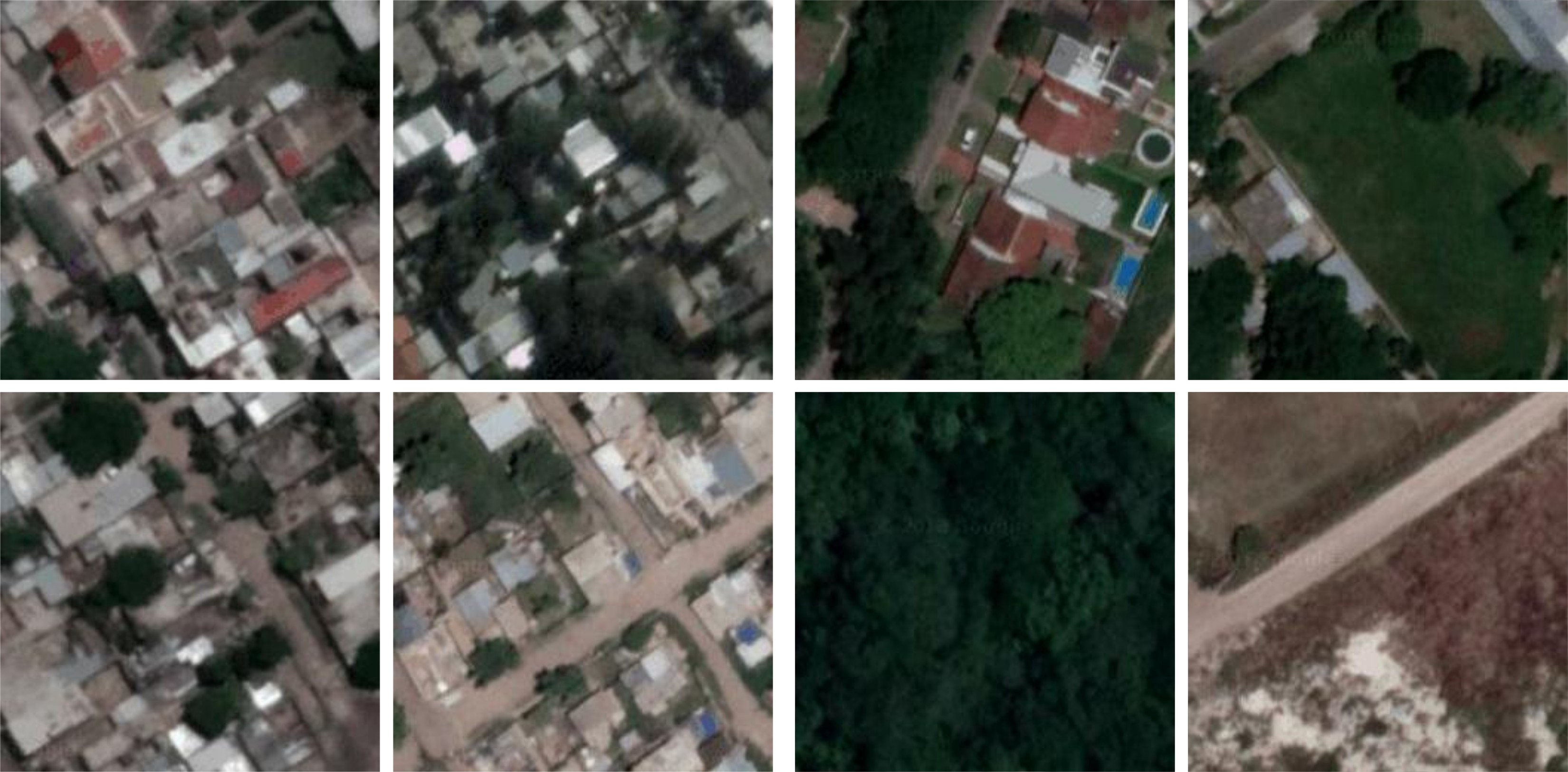 Detecting Informal Settlements using Satellite Imagery and