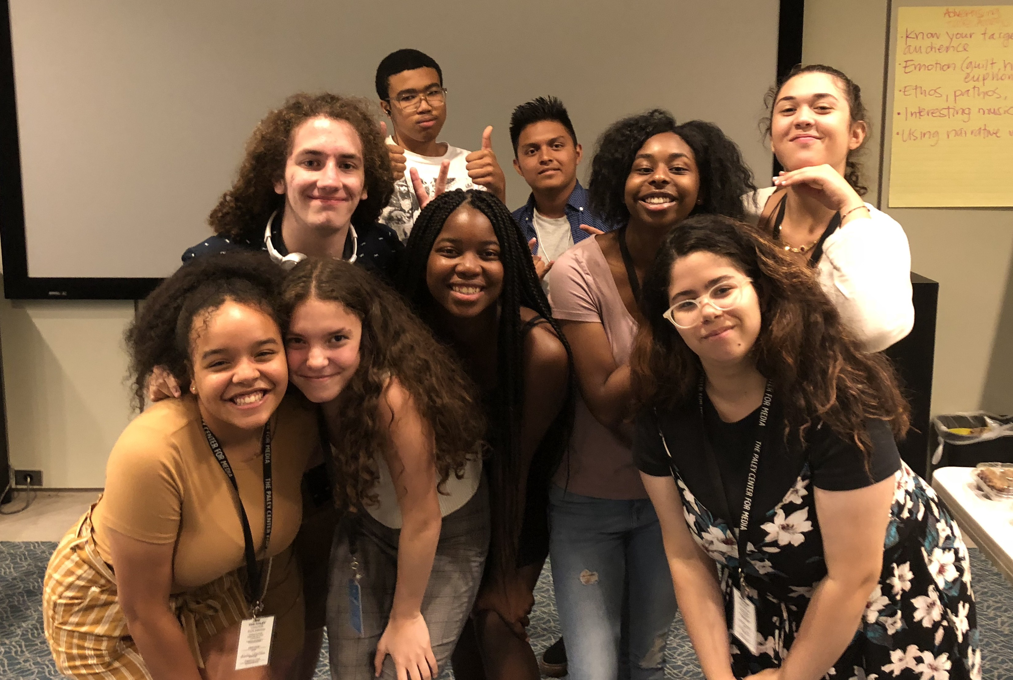 Paley Center's Teen Transmitters: How Gen Z Relates to Media