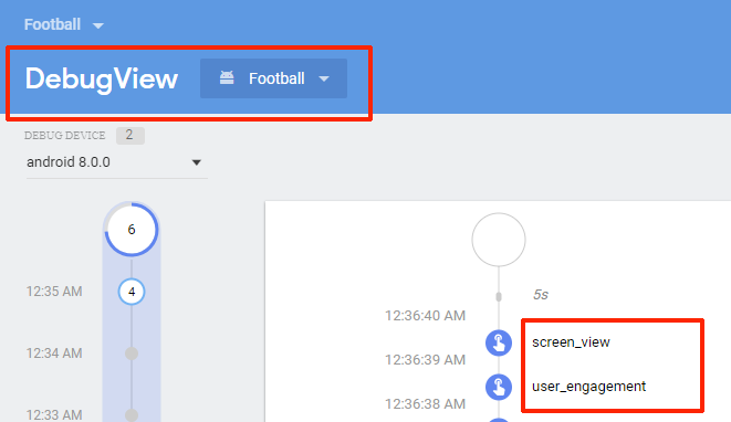 Firebase events in Instant Apps - Ana Capatina - Medium