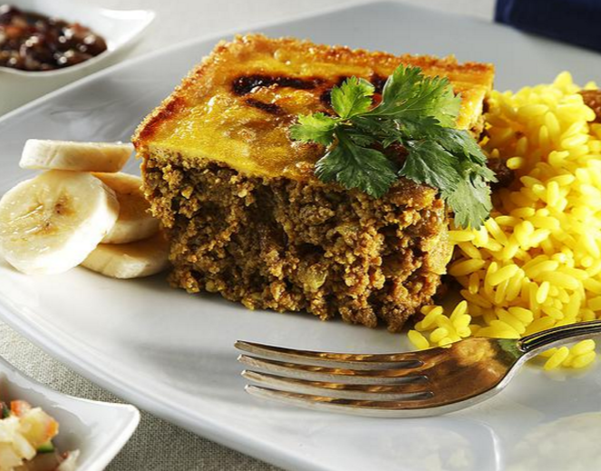 Recipes Around The World Bobotie South African Meat Loaf By Ben Hinson Recipes Around The World