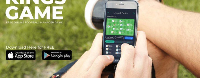 Eleven Kings, online football manager game - to try this Week! 6