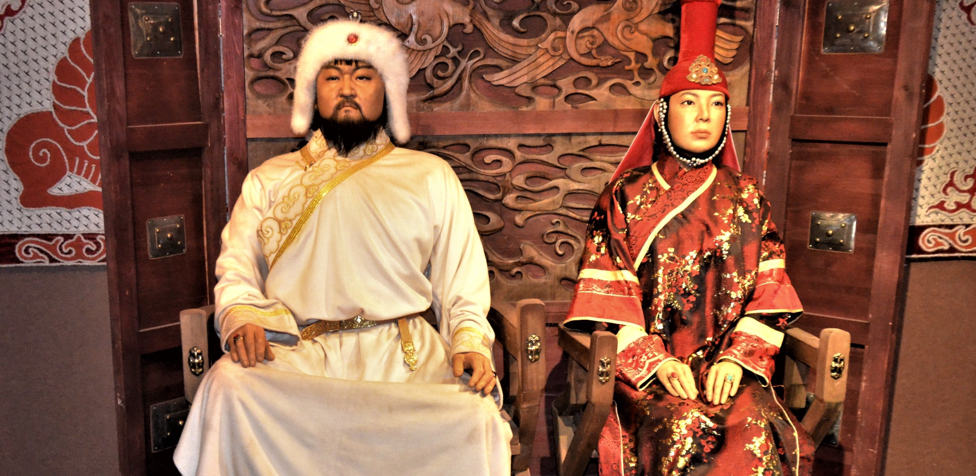 The Prolific Love Life of Genghis Khan | History of Yesterday