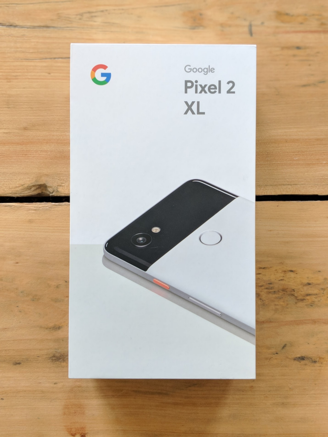 Switching from iPhone 7 to Google's Pixel 2 XL - Noteworthy - The