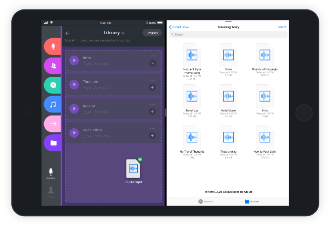 Introducing Anchor for iPad: a bigger, better way to make your podcast