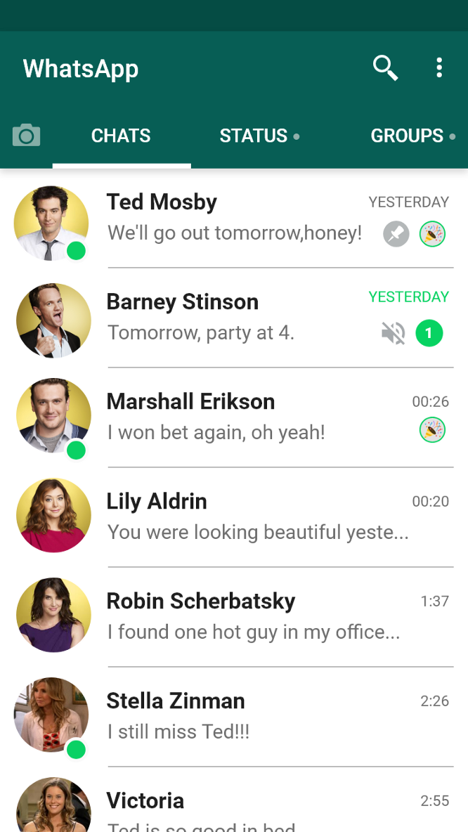 Adding 6 cool features to WhatsApp without compromising its simplicity