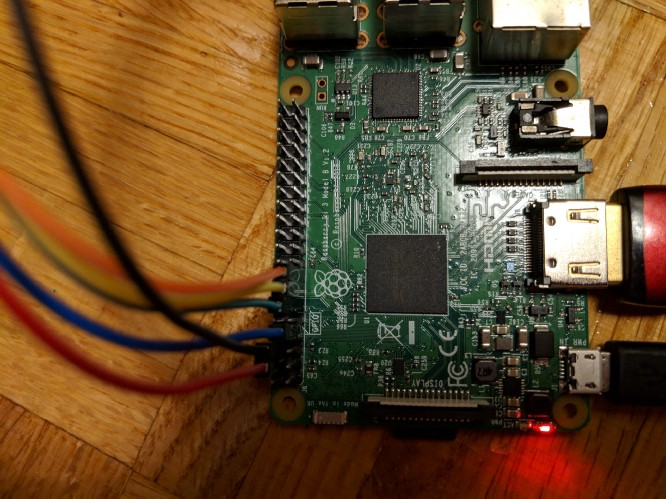 Controlling Stepper Motors using Python with a Raspberry Pi