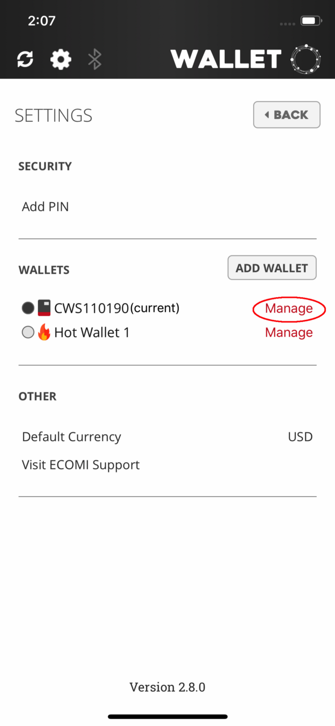 Secure Wallet Update: Import Your Seed Phrase - ECOMI - Medium