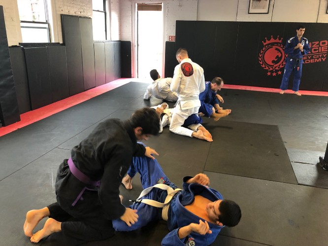 Martial Arts around the World: New Jersey (Renzo Gracie Academy