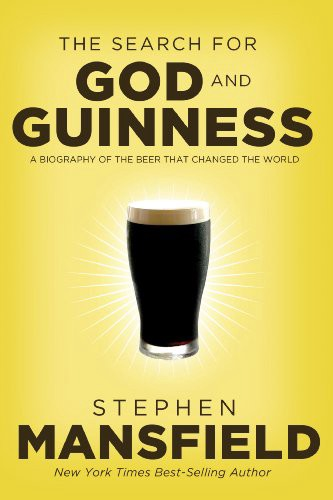 Search for God and Guinness cover image