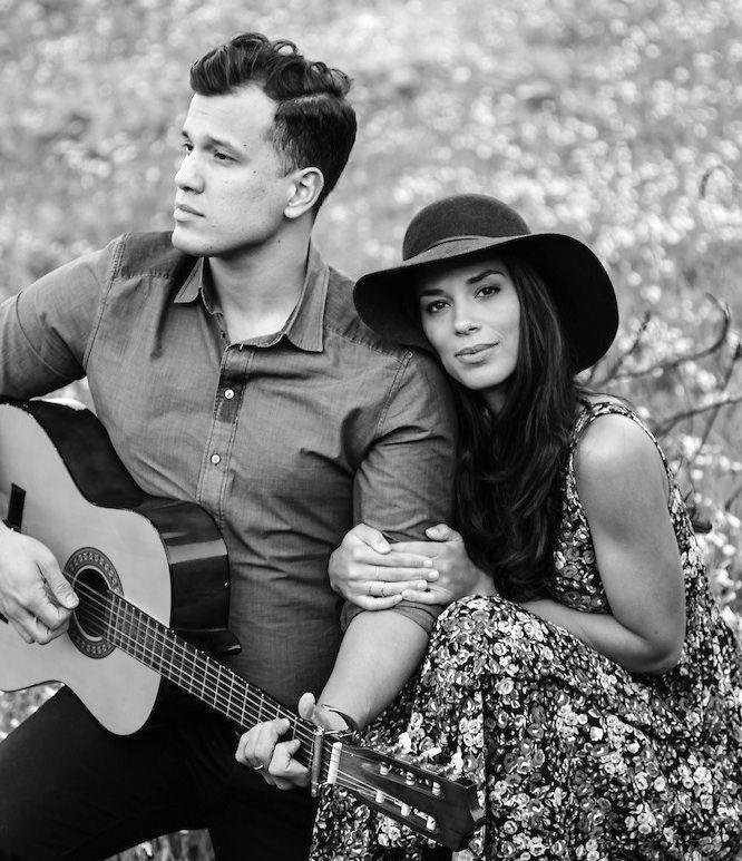Johnnyswim Deliver Sweet Melodies in Georgica Pond Nik A