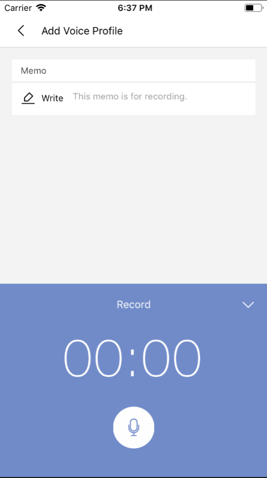 Android Native Audio Recorder