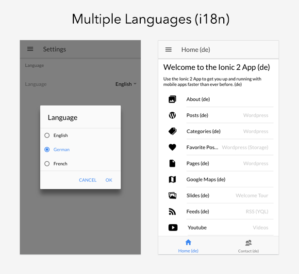 Build a Mobile App with Ionic 3 - George Tsopouridis - Medium