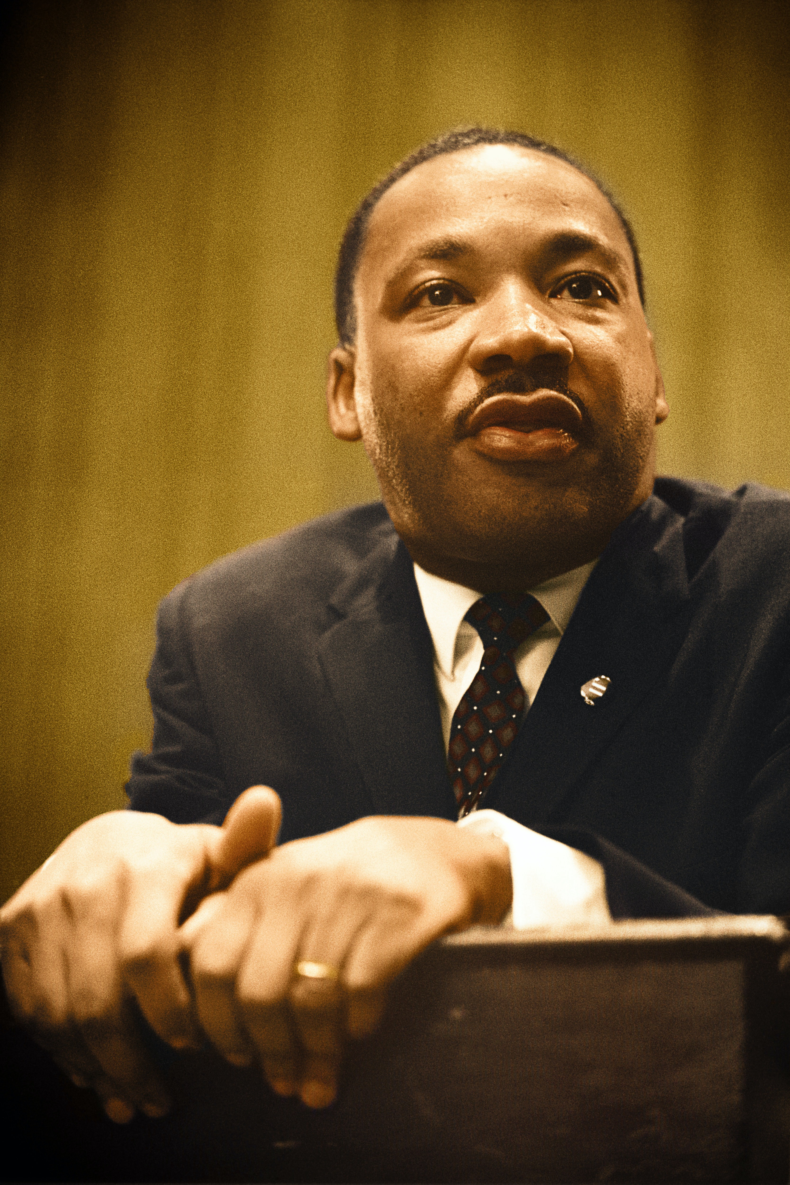 Dr Martin Luther King Jr, I have a dream speech, hope for #zeroharm in healthcare