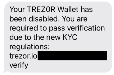 Trezor Warns Users of Phishing Attack Allegedly Linked to Ledger Hack
