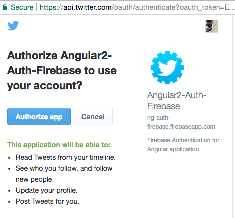 Complete Step by Step Firebase Authentication in Angular 2 — Part 1