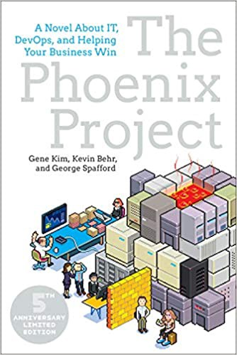 The Phoenix Project cover image