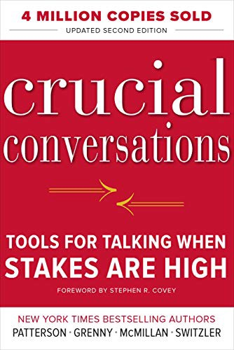 Crucial Conversations cover image