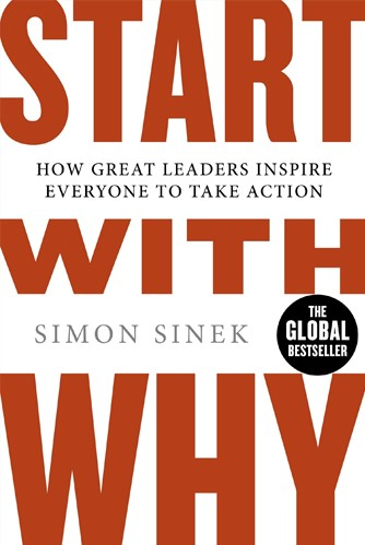 Start with Why Book cover