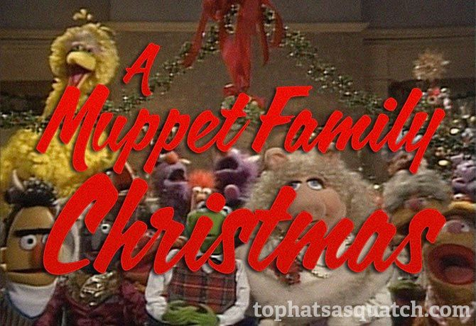 Muppet Christmas.The Most Underrated Muppets Christmas Special Magic Ears