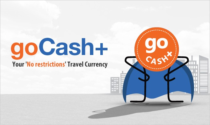 All about goCash+: Your 'No Restrictions' Travel Currency