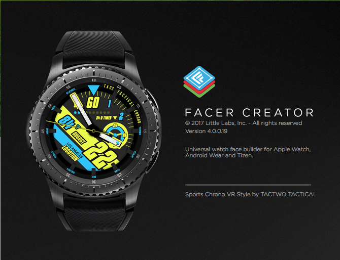 Publish your first watch face with Facer - Facer
