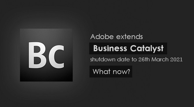 Adobe extends Business Catalyst shutdown date to 26th March