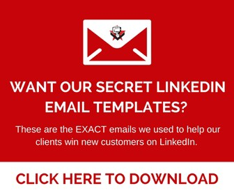 LinkedIn email templates