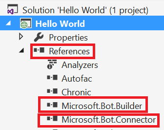 Creating a Bot Using C# and Microsoft Bot Framework