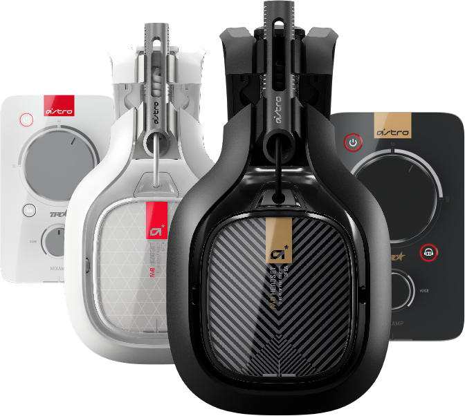 Astro A40 TR + Mixamp TR Gaming Headset Review - Cube - Medium