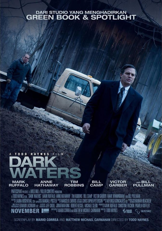 Image result for dark waters movie""