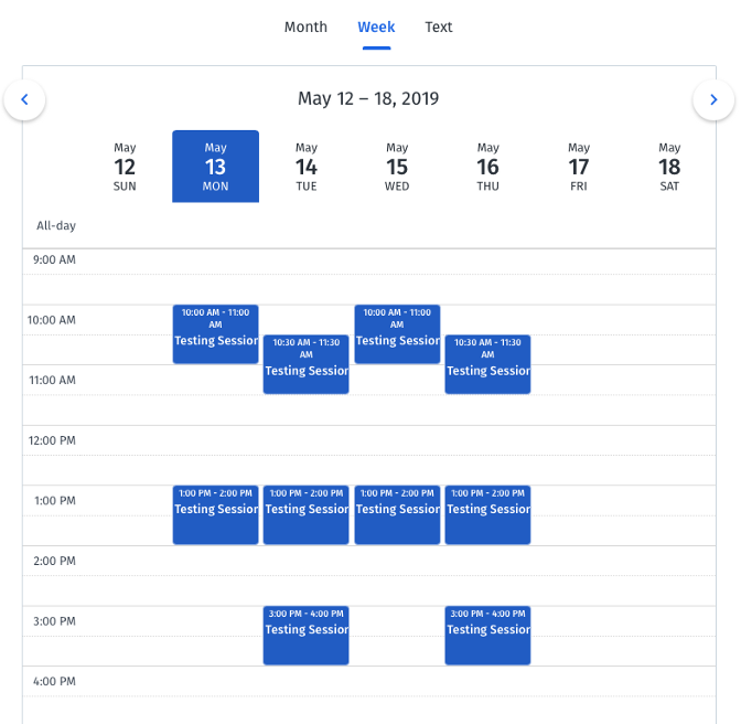 How I do low budget user testing: Part 3 — Scheduling, Organising