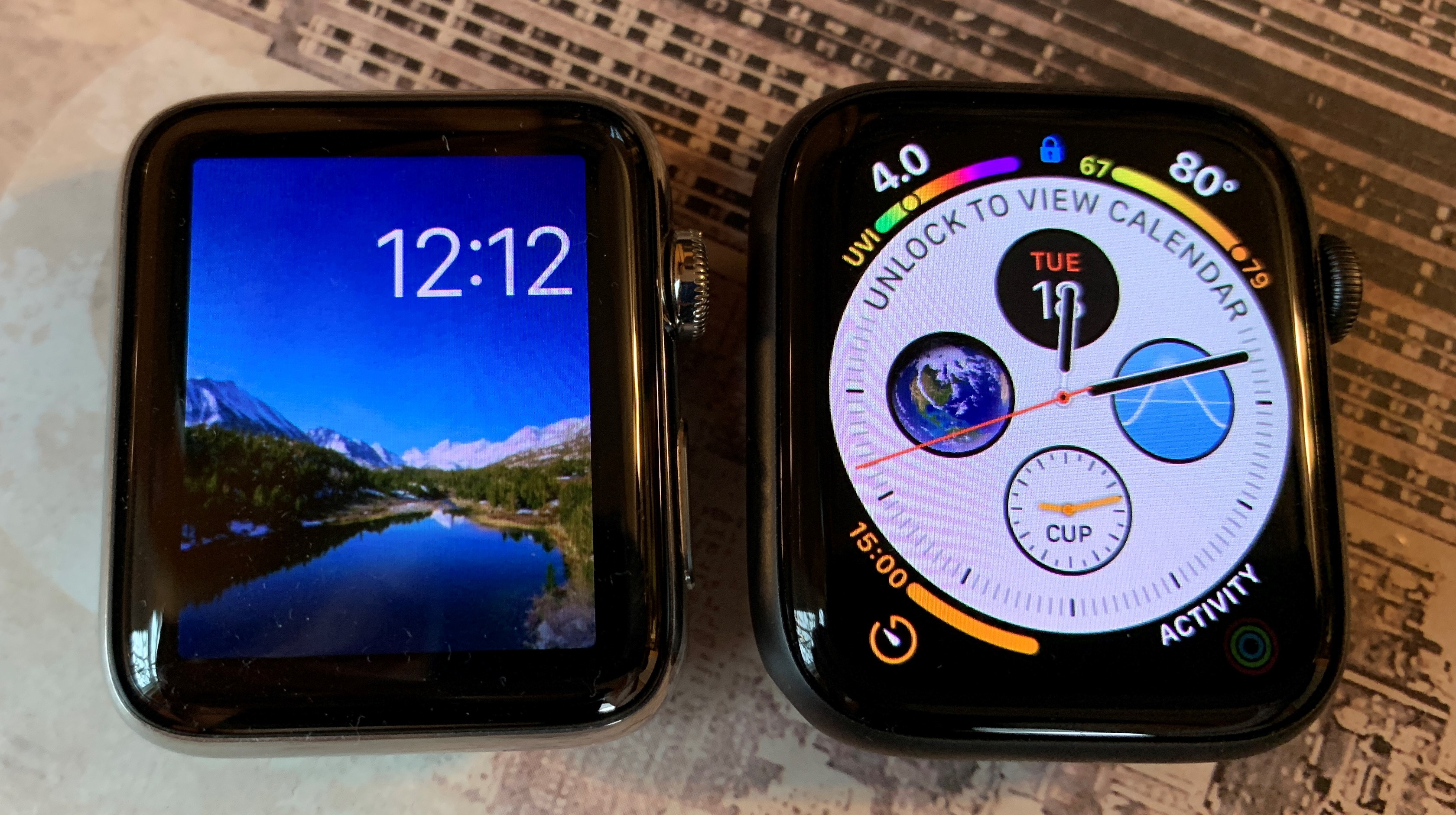 Apple Watch Series 4 Pushes Smart Watch Technology Closer to