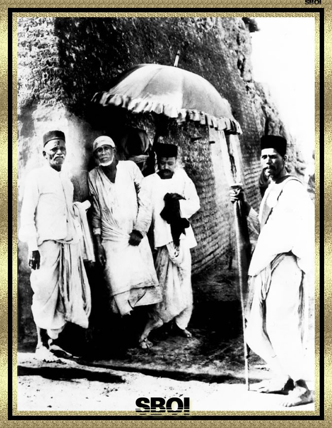 ORIGINAL PHOTOS OF SAI-N BABA FROM SHIRDI - Vasant Londhe