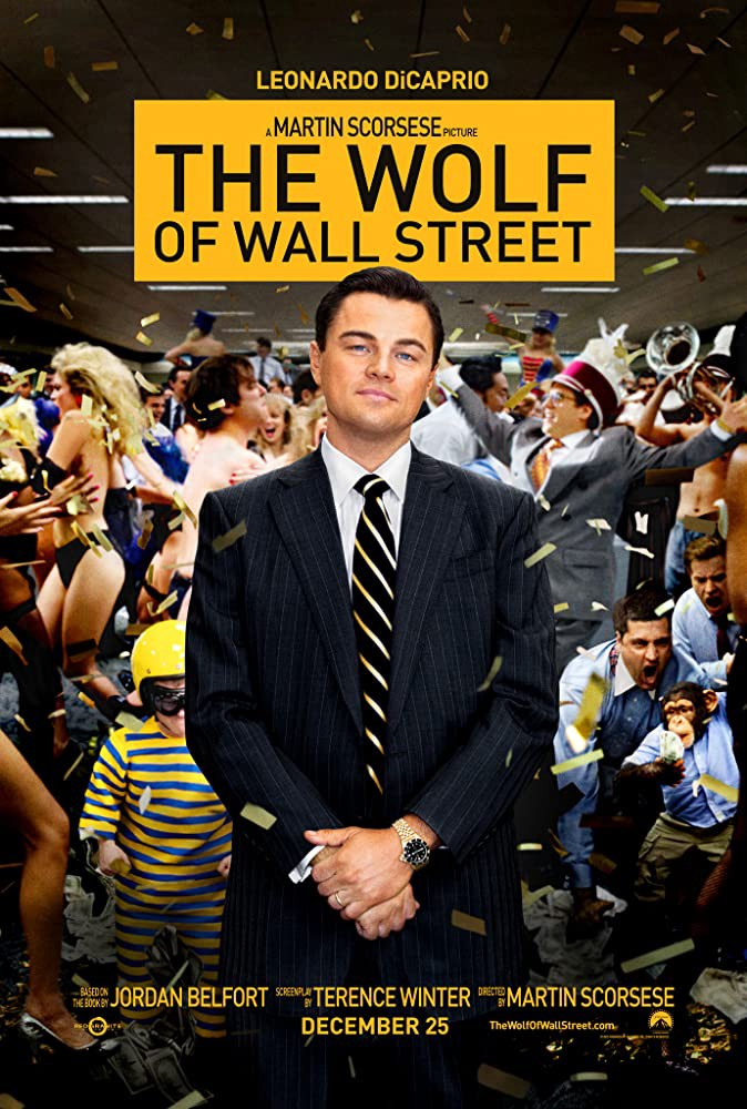 watch the wolf of wall street streaming online free