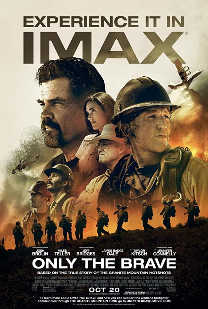 watch only the brave movie online free