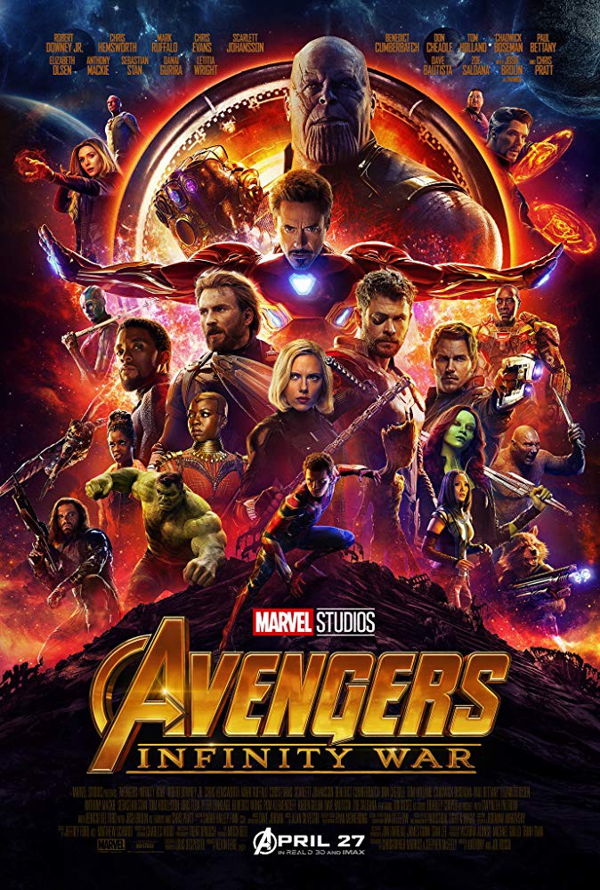 Avengers Infinity War 2018 Full Movie 4k Hd Watch Online Streaming By Esteb Vivtah Medium