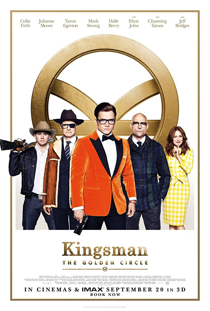 kingsman the golden circle watch online free