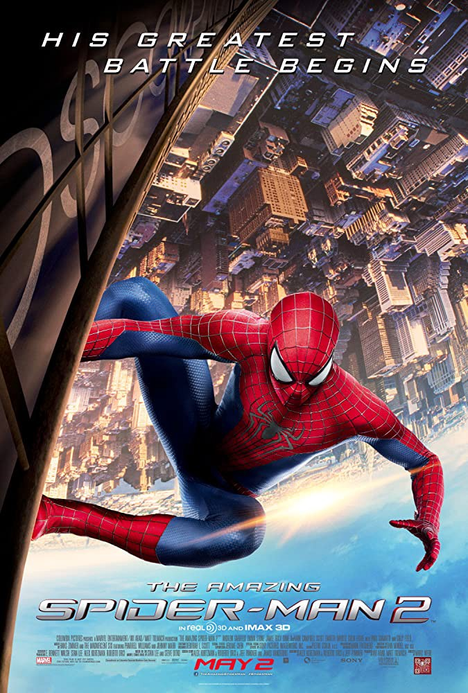 amazing spider man 2 full movie free download in tamil