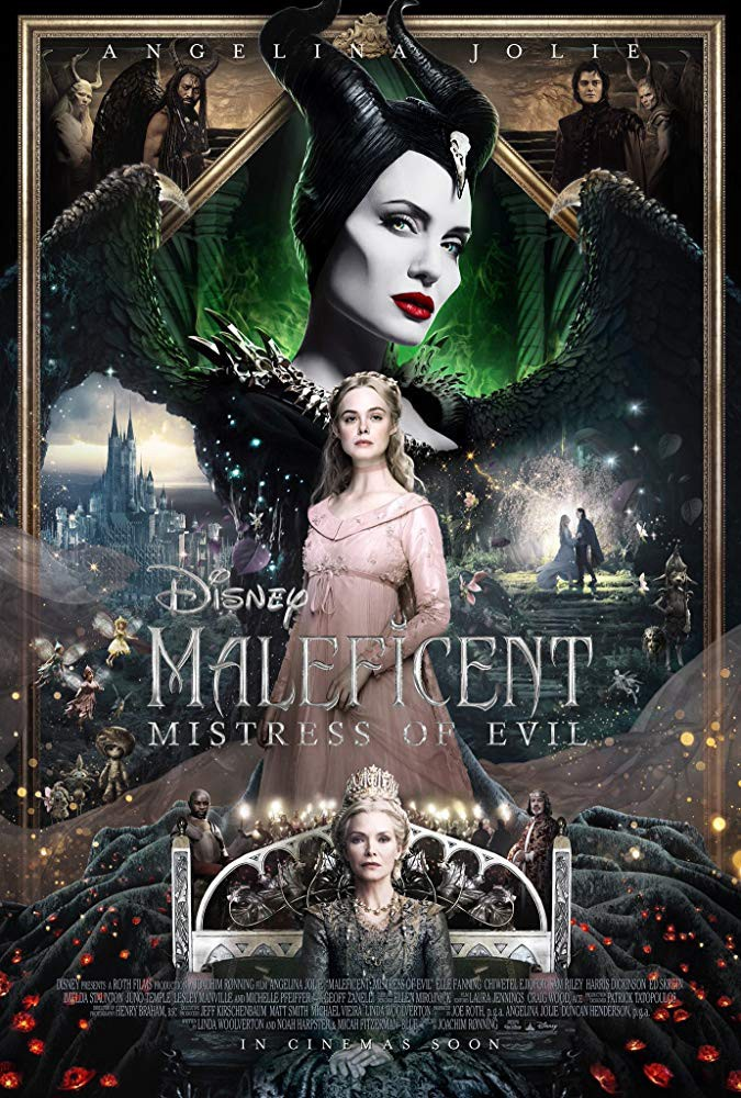 New Movie Maleficent Mistress Of Evil Box Office 2019 Mp4
