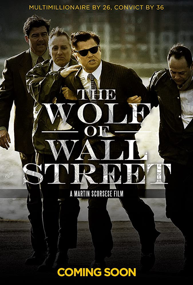wolf of wall street full movie free