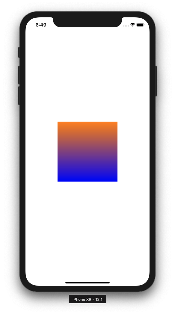 Animate CAGradientLayer with CABasicAnimation— Learn Gradients in