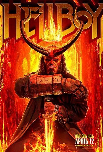 Why the Fuck Should I Watch: HELLBOY? (2019) - the WTF critic - Medium